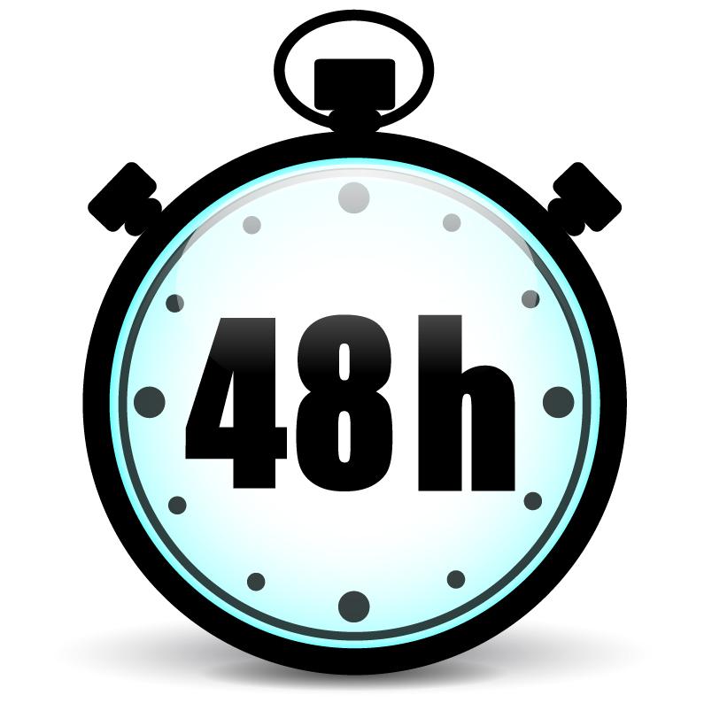La r gle des 48 heures sera supprim e abvv interim for Dans 48 heures